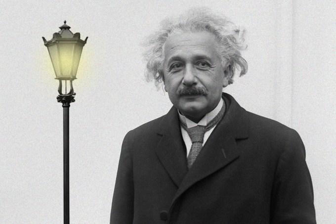 Einstein não ganhou o Nobel pela Relatividade. Foi pelo efeito fotoelétrico.