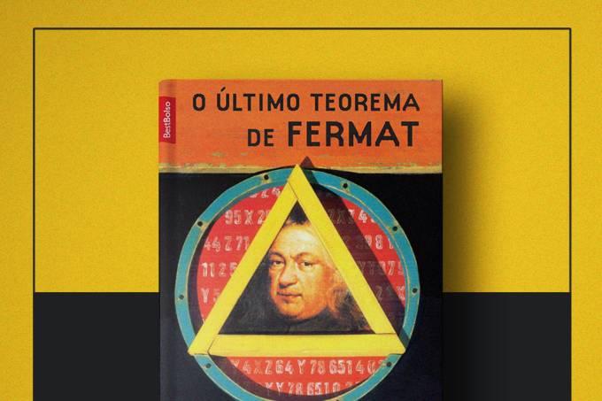 "#SuperLivros | ""O Último Teorema de Fermat"", de Simon Singh"