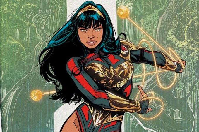 DC anuncia nova saga nos quadrinhos, com Mulher-Maravilha brasileira