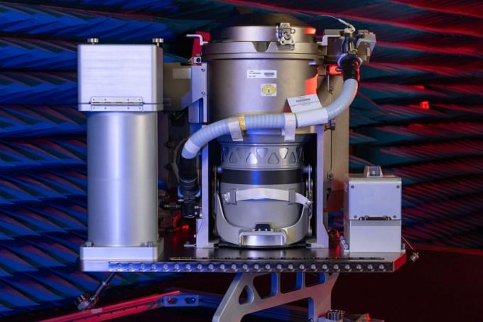 Banheiro de US$ 23 milhões é enviado para testes na ISS