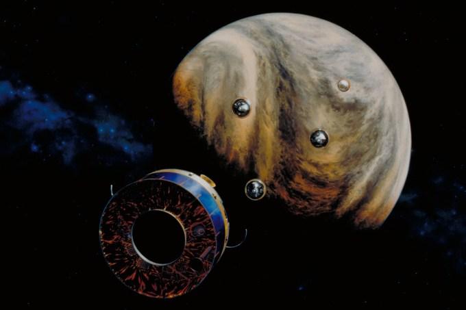Cientistas afirmam que sonda encontrou fosfina em Vênus em 1978 – mas ninguém percebeu