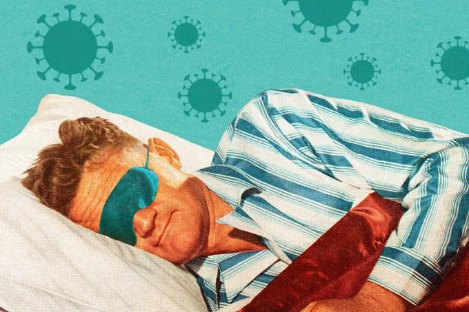 Quais os pesadelos mais comuns de quem sonha com a Covid-19, segundo a ciência