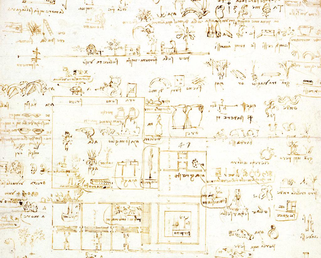 <strong>UM SENHOR QI – O quociente de inteligência (QI) de Leonardo da Vinci é estimado entre 180 e 220 pontos. Qualquer índice acima de 141 já indica genialidade. Para efeito de comparação: o QI de Albert Einstein é estimado entre 205 e 225; o de Isaac Newton, entre 190 e 200.</strong>
