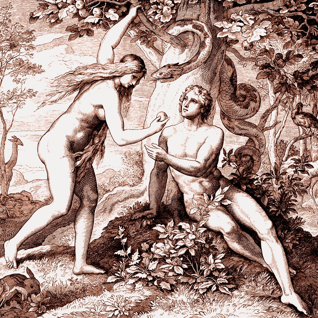 <strong>Adão, Eva, serpente: a narrativa do primeiro casal é a segunda versão das origens do ser humano.</strong>