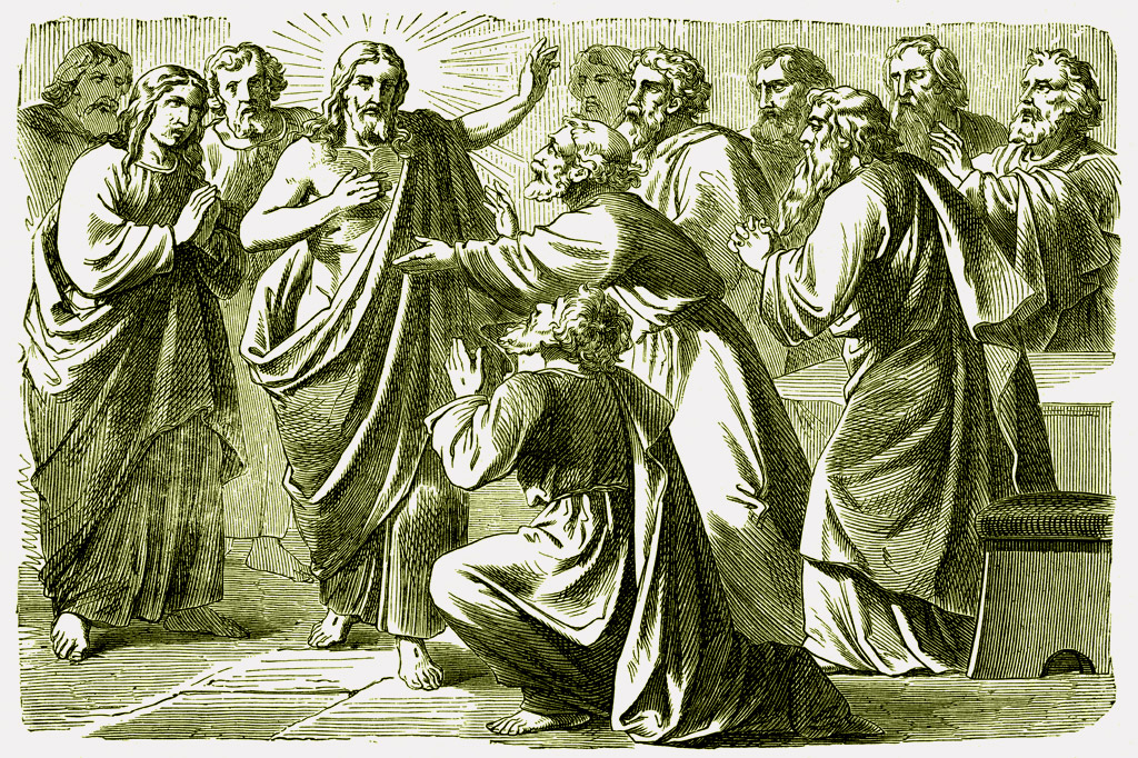 <strong>Ressurreição de Jesus foi o impulso original para a pregação cristã.</strong>