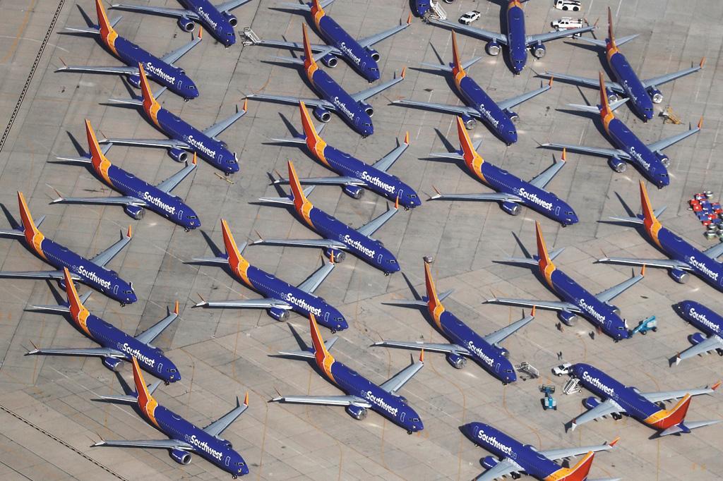 <strong>737 MAX: a maior dor de cabeça da história da Boeing.</strong>