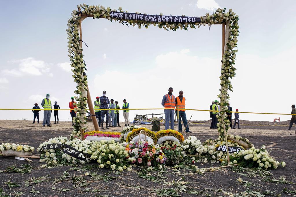 <strong>Acidente na Etiópia, em 2019, foi o segundo envolvendo um 737 MAX.</strong>