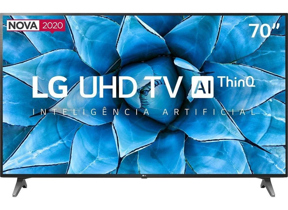 "Smart TV LG 4K 70"""