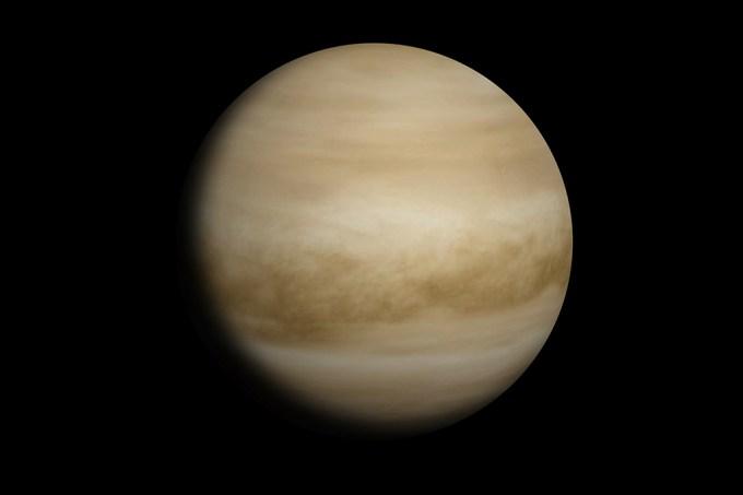 Sinal de fosfina em Vênus era mais fraco do que reportado anteriormente