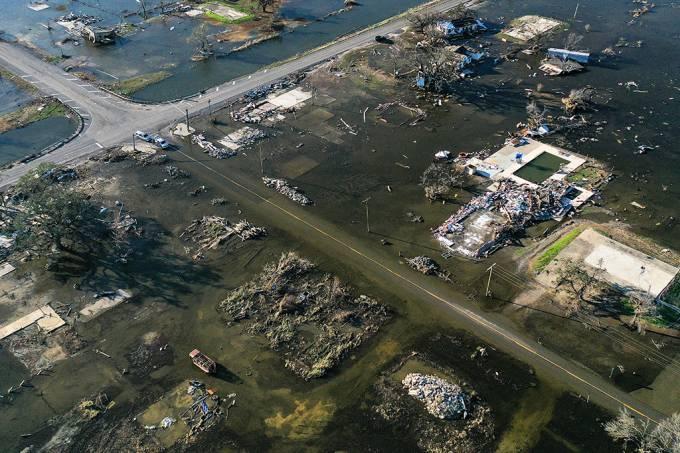 Temporada de furacões no Atlântico em 2020 é a maior já registrada