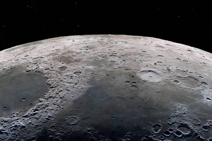 Empresa quer transformar rochas lunares em material de construção