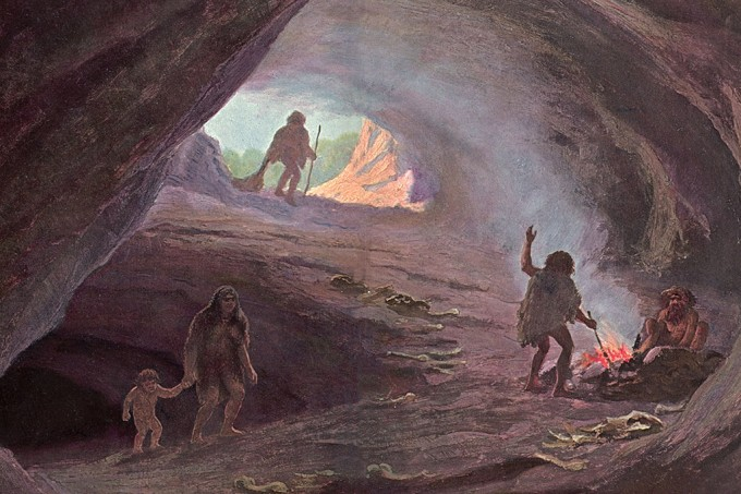 Os primeiros humanos podem ter sobrevivido aos invernos rigorosos hibernando