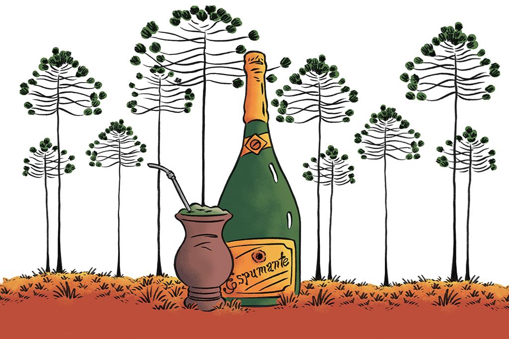 Ilustração: Fido Nesti | Design: Juliana Alencar/Superinteressante