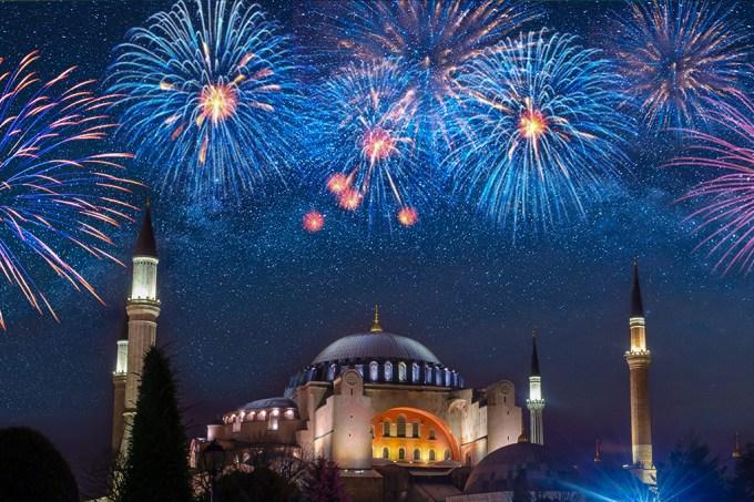 Quais povos comemoram o ano novo em outra data
