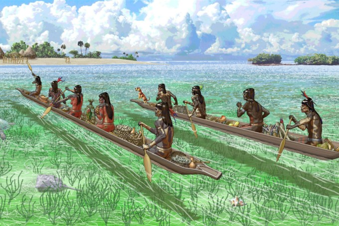 Primeiros povos a chegar no Caribe eram parentes de indígenas brasileiros, indica análise de DNA
