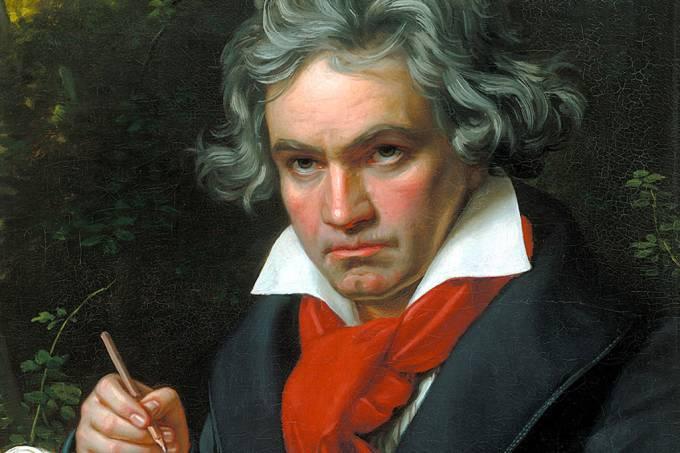 Arquivo | Como se compõe uma sinfonia? (efeméride Beethoven)
