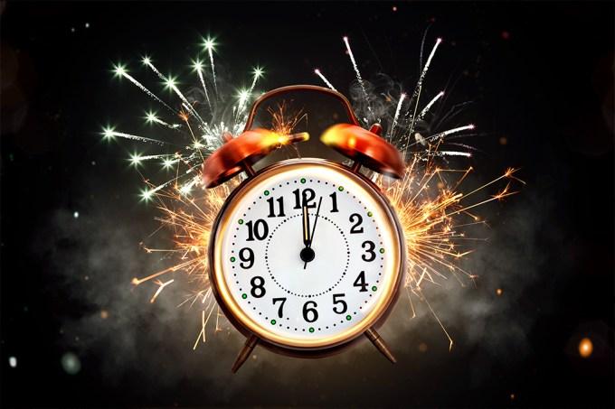 Em qual lugar se comemora o primeio ano novo