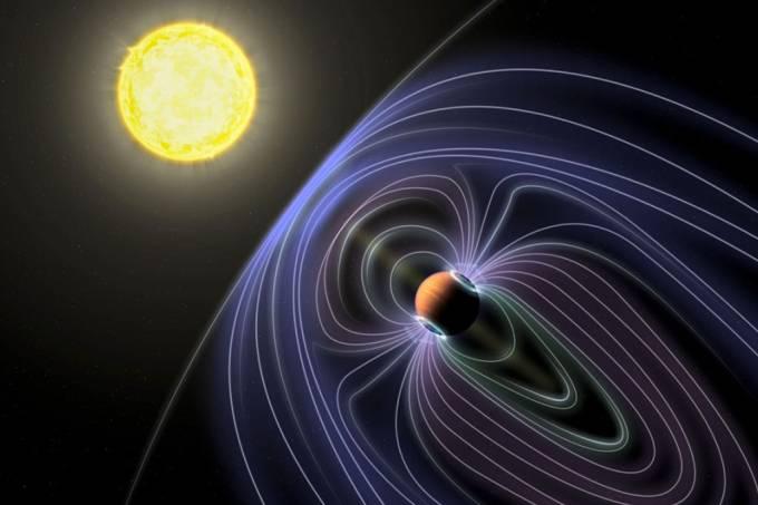 Astrônomos detectam primeiro sinal de rádio vindo de um exoplaneta