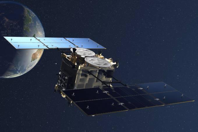 Cápsula de nave espacial Hayabusa-2 retorna à Terra
