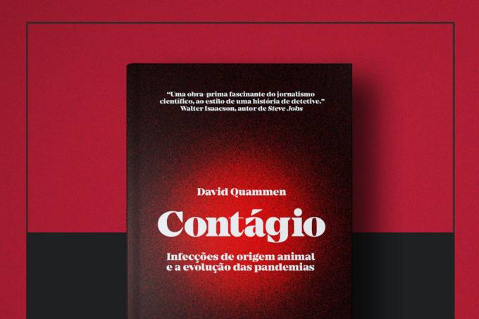 "#SuperLivros | ""Contágio"", de David Quamenn"