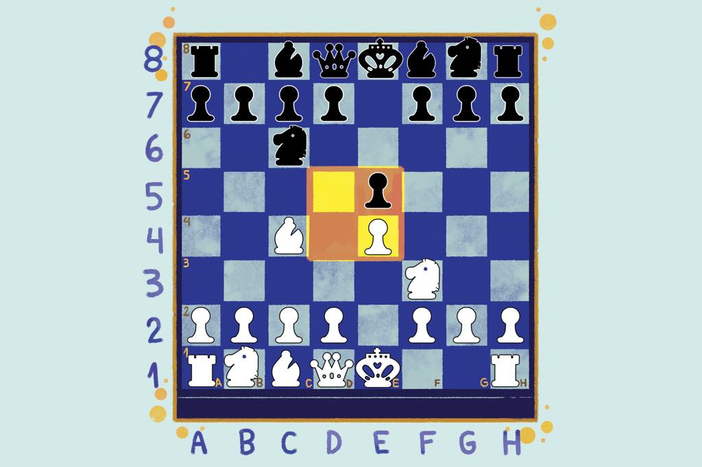 Como se virar em uma partida de xadrez.