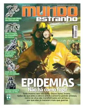 Ataque biológico, epidemia.