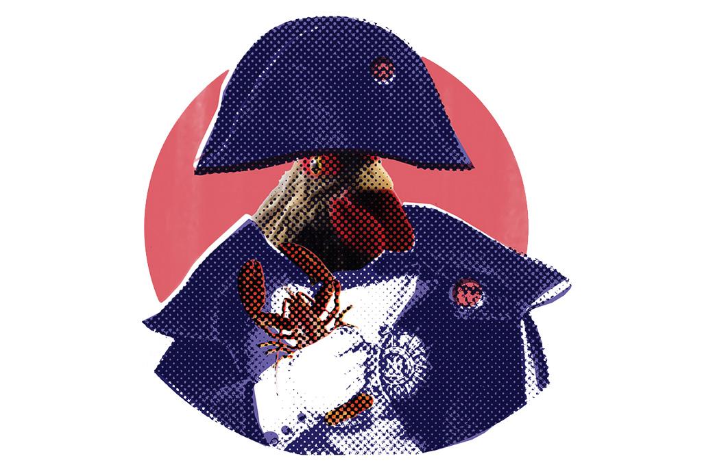 Napoleão Bonaparte.