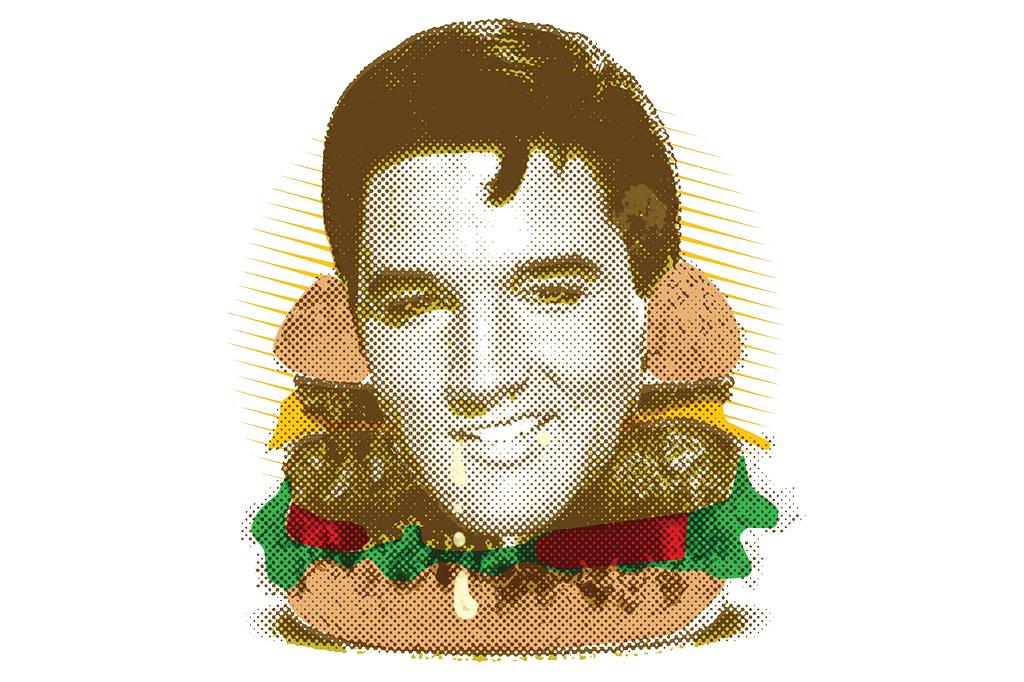 Elvis Aaron Presley. Rei do Rock'n'Roll.
