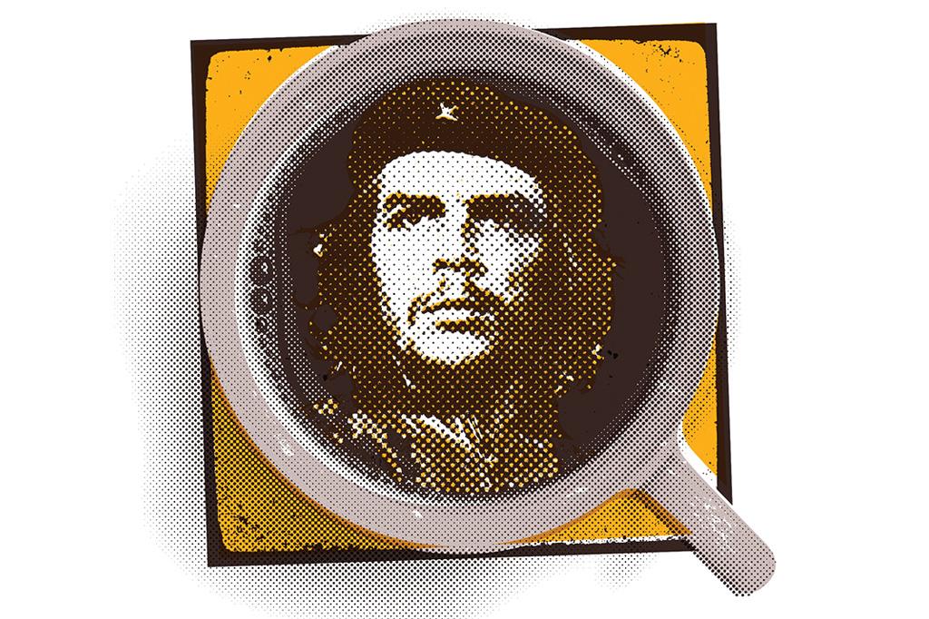 Ernesto Che Guevara. Revolução cubana.