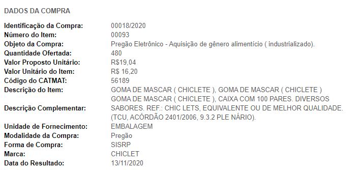 Chiclete