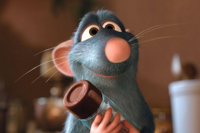 Musical Ratatouille