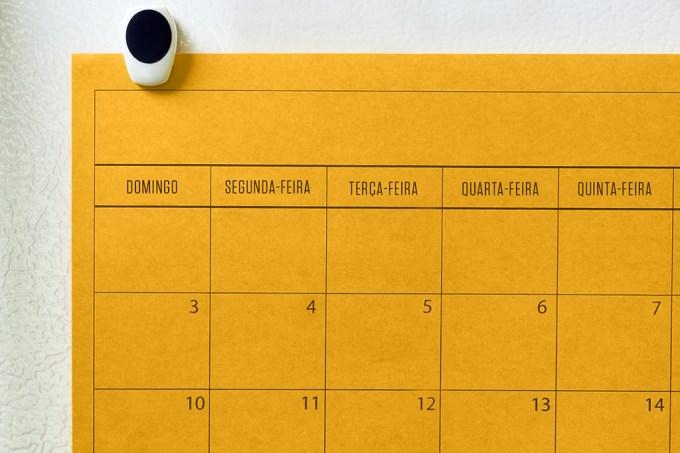 ORCL | O português é a única língua que numera os dias da semana?
