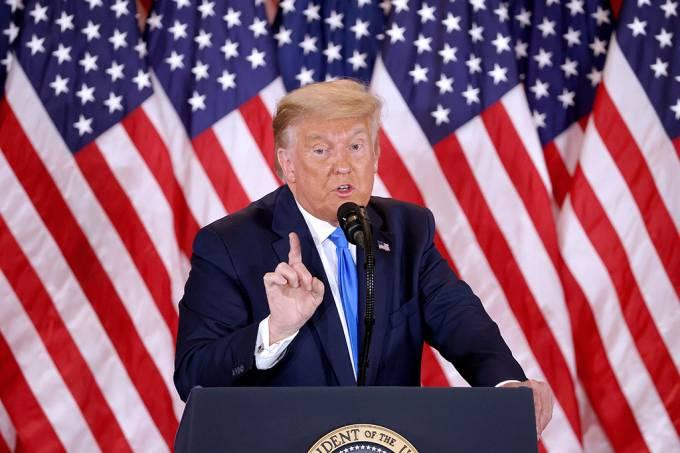 Como funciona o perdão presidencial nos EUA?