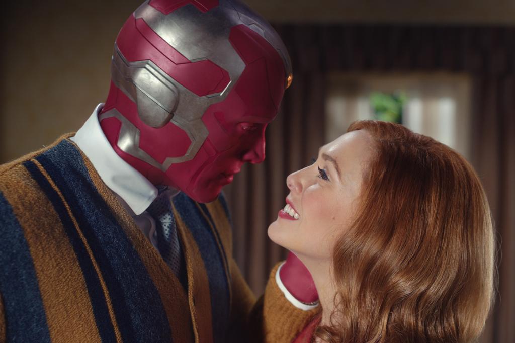 Com WandaVision, Marvel dá início ao plano de dominar, de vez, o streaming    Super