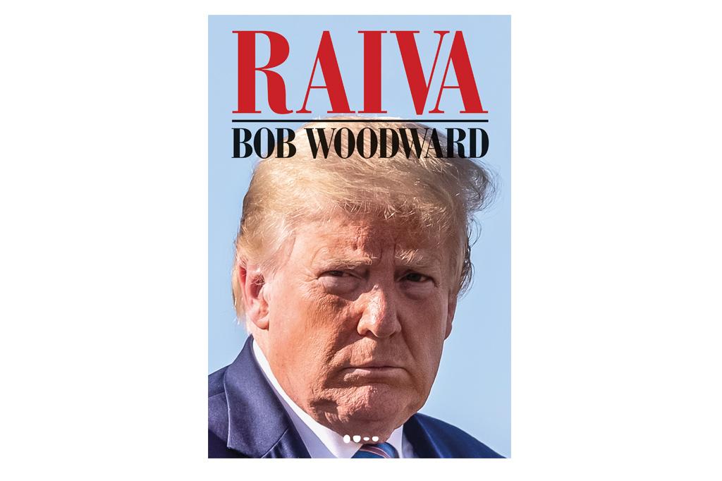 O jornalista Bob Woodward (um dos dois descobridores do caso Watergate), acompanhou Donald Trump ao longo de 2020.