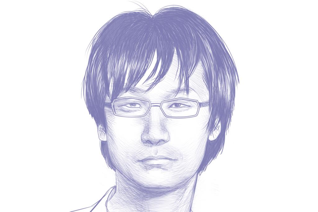 Gênios dos vídeo games. Hideo Kojima