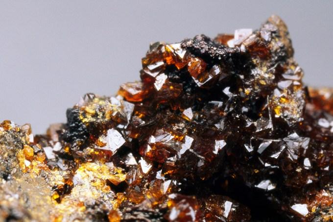 Mineral marciano também existe na Terra