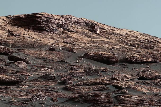 Microorganismos podem sobreviver à atmosfera de Marte, diz estudo