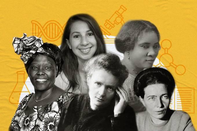 18 mulheres que fizeram história na ciência