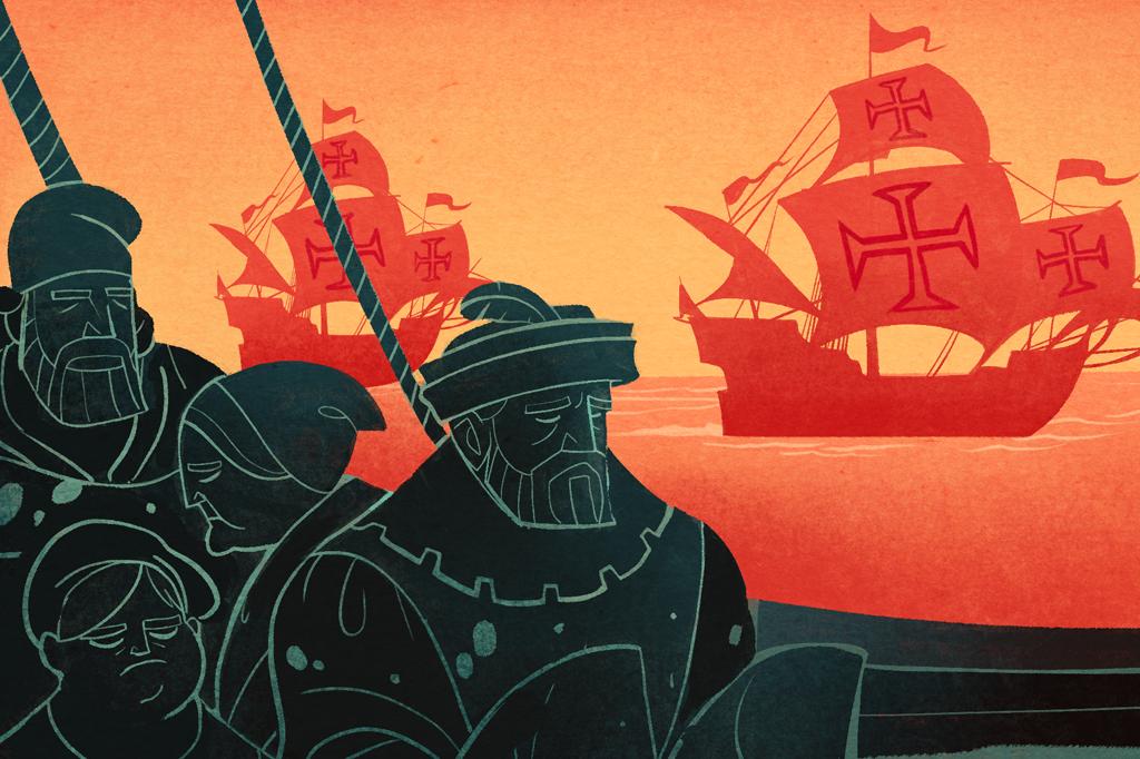 Os portugueses povoavam suas colônias com degredados: os cancelados do século 16.