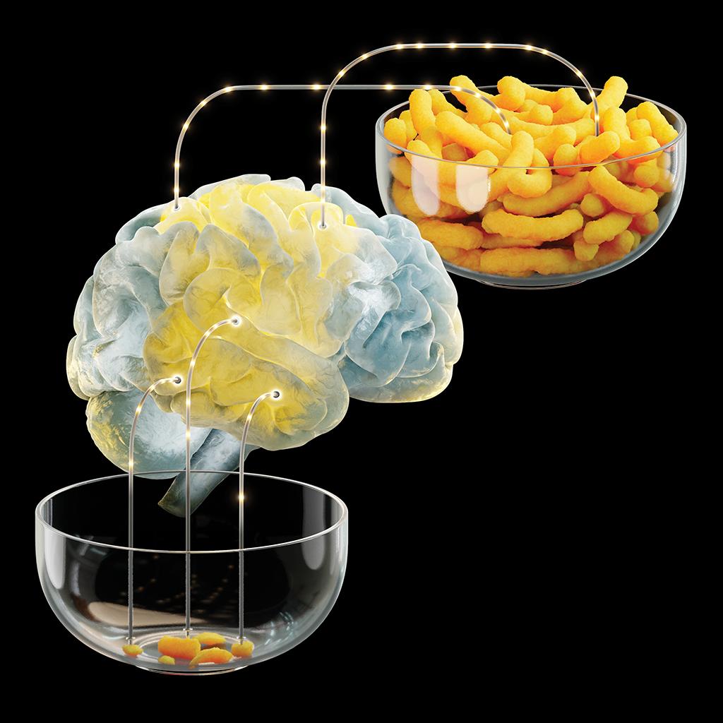 Comer muito pode fazer você comer mais. E isso não é só uma questão de força de vontade: envolve uma disfunção neurológica.