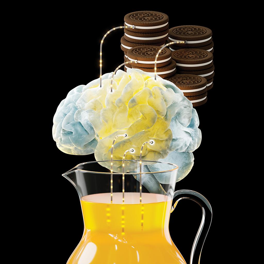 Alimentos feitos com adoçantes artificiais podem gerar sinais metabólicos anormais – e fazer o cérebro disparar um alerta de fome.