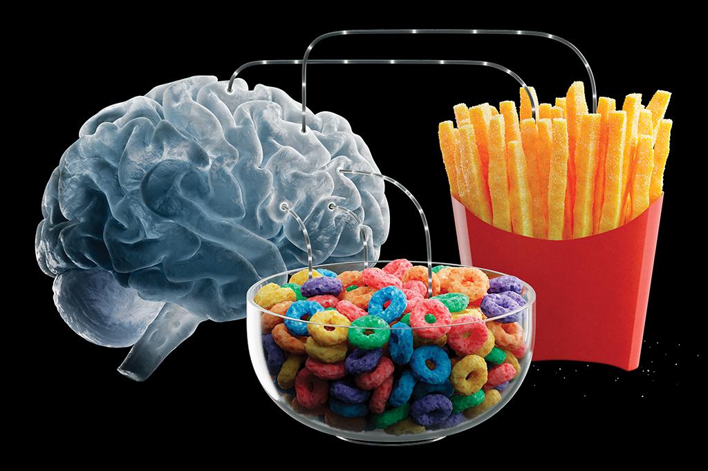 Uma alimentação rica em sal e açúcar pode desencadear ansiedade e depressão – e até causar perdas cognitivas.