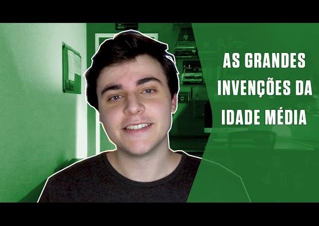 As grandes invenções da Idade Média