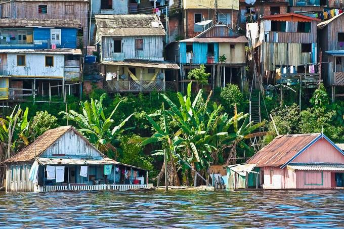 Mudanças climáticas estão relacionadas a partos prematuros na Amazônia