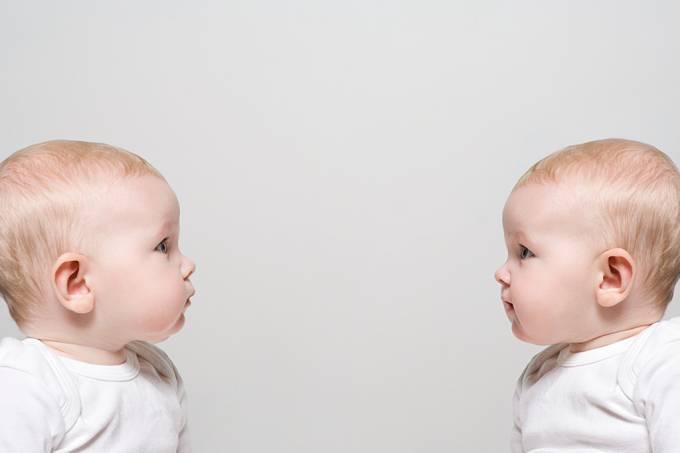 Números de nascimentos de gêmeos é o maior da história