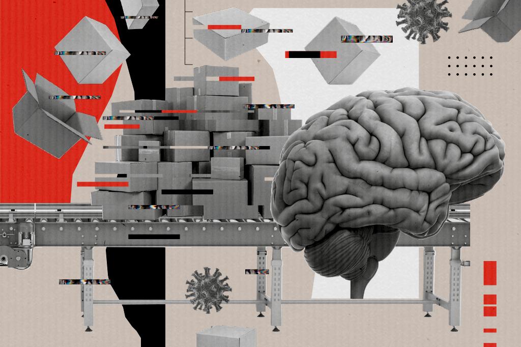 Acredita-se que a Covid, em casos graves, possa levar à formação de placas de proteína beta-amiloide, que impedem a comunicação entre os neurônios – e provocam Alzheimer.