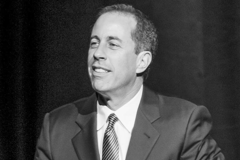 Imagem mostrando Jerry Seinfeld.