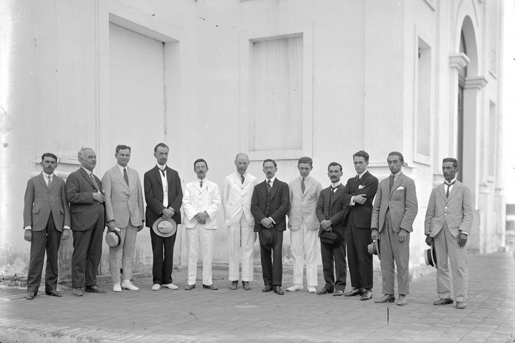 Membros da expedição da equipe de Sobral.