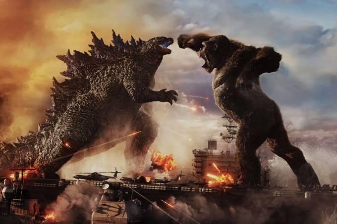 A primeira vez que Godzilla e King Kong se enfrentaram foi em 1962 – e quem venceu foi o gorilão